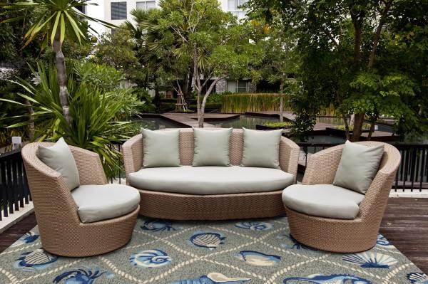 Grey (4219) Outdoor / Indoor Area Rug