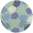Product Image of Turquoise (4228) Outdoor / Indoor Area Rug