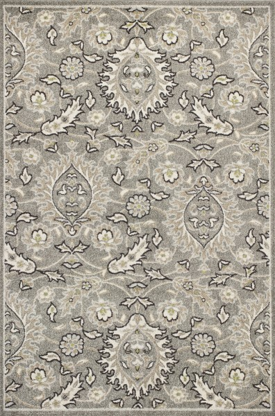 Grey (2750) Outdoor / Indoor Area Rug