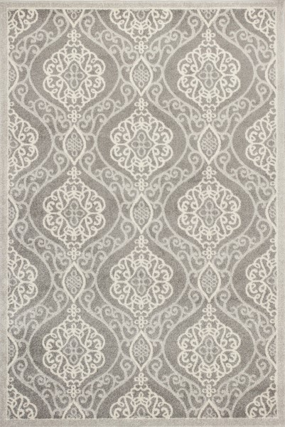 Silver (2759) Outdoor / Indoor Area Rug