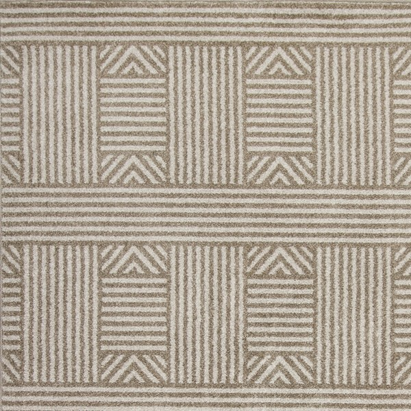 Beige (2762) Outdoor / Indoor Area Rug