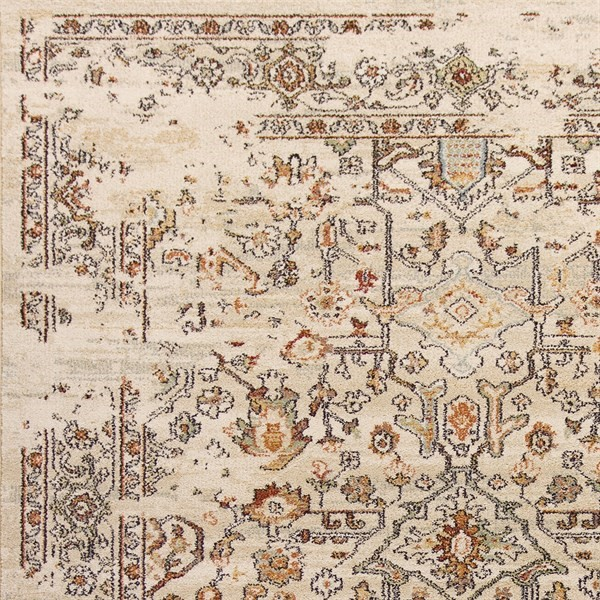 Sand (1309) Vintage / Overdyed Area Rug