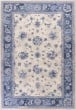 Product Image of Grey, Sky Blue (1307) Traditional / Oriental Area Rug