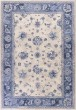 Product Image of Traditional / Oriental Grey, Sky Blue (1307) Area Rug