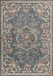 Product Image of Traditional / Oriental Slate Blue (5602) Area Rug