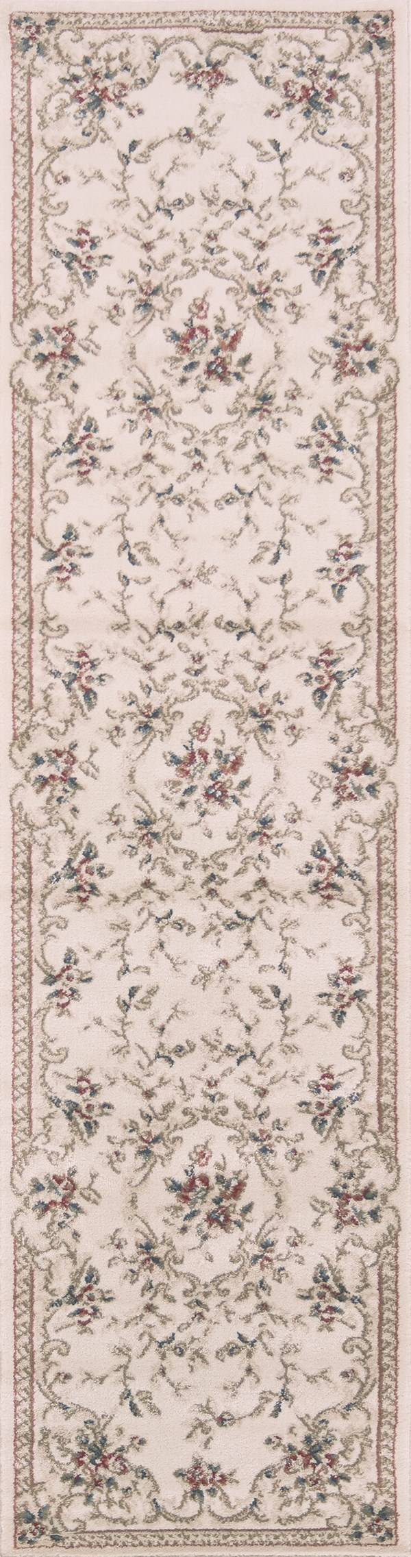 Ivory (5606) Traditional / Oriental Area Rug