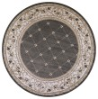 Product Image of Grey, Ivory (5615) Traditional / Oriental Area Rug