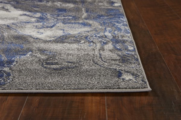 Grey (6202) Abstract Area Rug