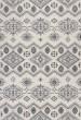 Product Image of Southwestern / Lodge Ivory, Grey (7604) Area Rug