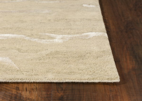 Beige (1250) Transitional Area Rug