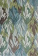 Product Image of Floral / Botanical Blue (6250) Area Rug
