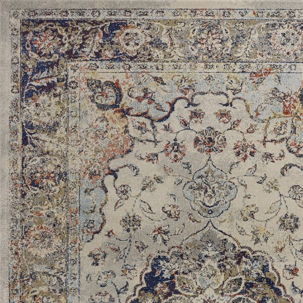 Ivory (7852) Traditional / Oriental Area Rug