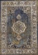 Product Image of Traditional / Oriental Navy (7853) Area Rug