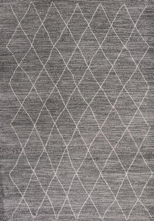 Grey (5903) Transitional Area Rug