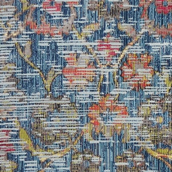 Blue (5858) Vintage / Overdyed Area Rug