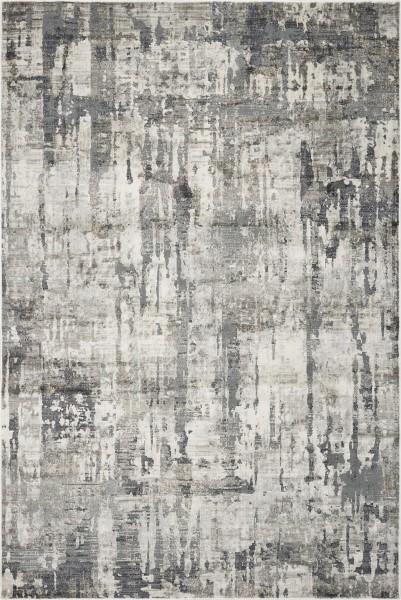Grey (4751) Abstract Area Rug