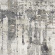 Product Image of Grey (4751) Abstract Area Rug