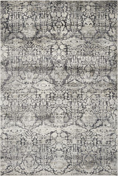 Grey (4756) Vintage / Overdyed Area Rug