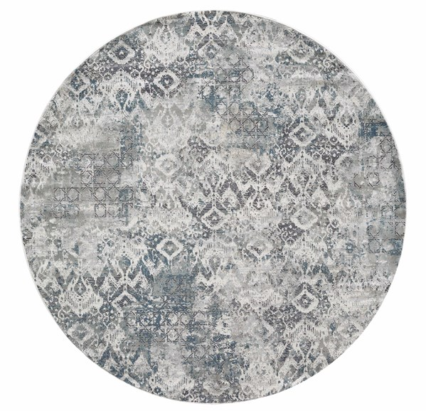 Teal (4759) Vintage / Overdyed Area Rug