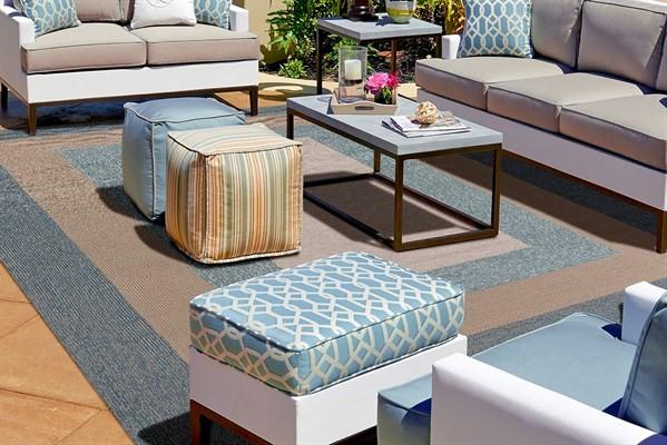 Spa (5527) Outdoor / Indoor Area Rug