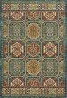 Product Image of Traditional / Oriental Teal, Blue (4445) Area Rug