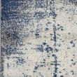 Product Image of Ice Blue (6230) Abstract Area Rug