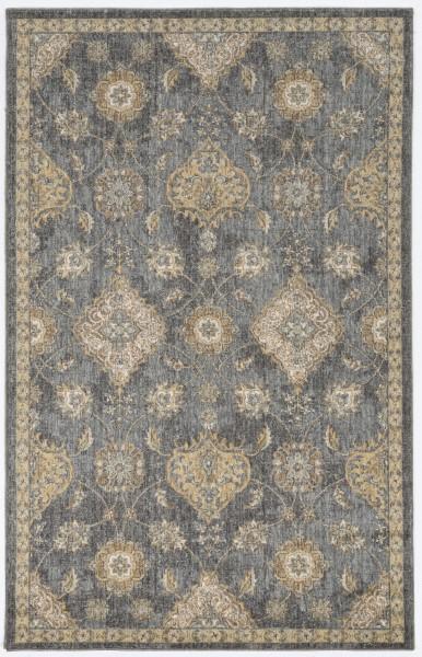 Slate, Grey (6822) Traditional / Oriental Area Rug