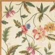 Product Image of Ivory (1783) Floral / Botanical Area Rug