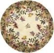 Product Image of Antique Beige (9019) Floral / Botanical Area Rug