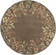 Product Image of Taupe (9000) Floral / Botanical Area Rug