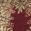 Product Image of Ruby (9017) Floral / Botanical Area Rug