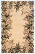 Product Image of Floral / Botanical Ivory (9022) Area Rug