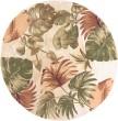 Product Image of Beige (3148) Floral / Botanical Area Rug