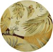 Product Image of Coral, Ivory (3113) Floral / Botanical Area Rug