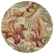 Product Image of Ivory (3130) Floral / Botanical Area Rug