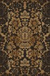 Product Image of Traditional / Oriental Brown, Gold Area Rug