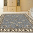 Product Image of Grey Blue Traditional / Oriental Area Rug