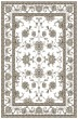 Product Image of Traditional / Oriental Bone, Ivory Area Rug