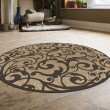 Product Image of Beige Transitional Area Rug
