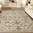 Product Image of Bone Traditional / Oriental Area Rug
