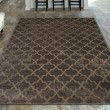 Product Image of Brown Transitional Area Rug