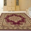 Product Image of Burgundy Traditional / Oriental Area Rug