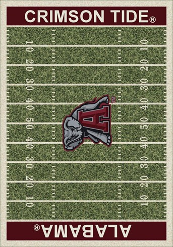 Homefield Rugs (3319) Alabama arearugs
