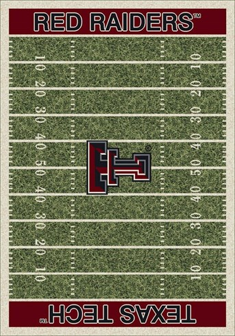 Homefield Rugs (3319) Texas Tech arearugs