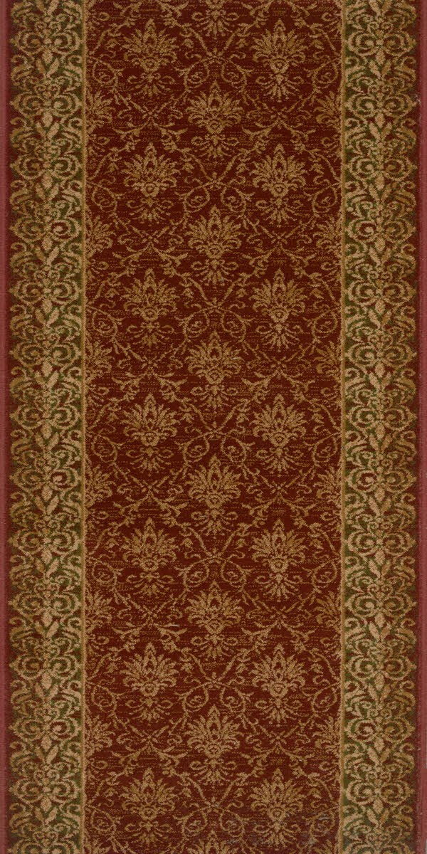 Wine (21592) Traditional / Oriental Area Rug