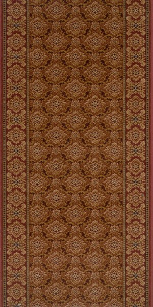 Claret (1430) Traditional / Oriental Area Rug