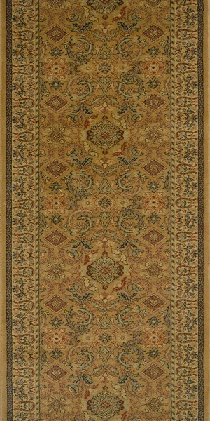 Goldenrod (25972) Traditional / Oriental Area Rug