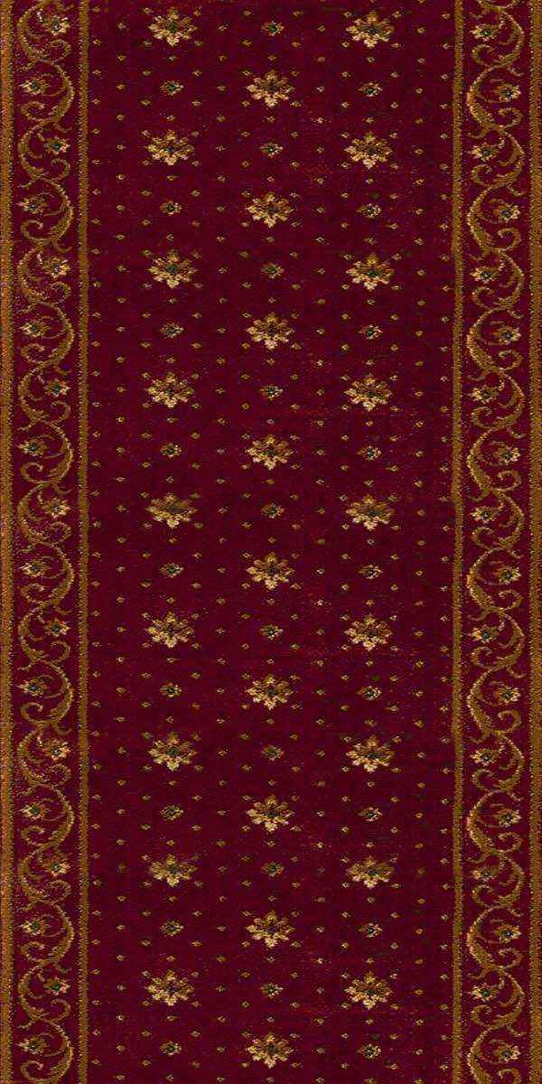 Crimson (681) Traditional / Oriental Area Rug