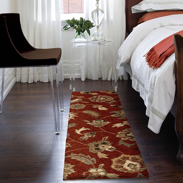 Rouge (1622) Traditional / Oriental Area Rug