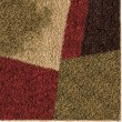 Product Image of Beige, Green, Blue, Gold (1681) Contemporary / Modern Area Rug